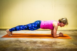 Plank Pose D